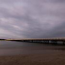 Barwon Heads Bridge by Linda Lees