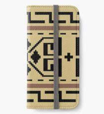 The Big Lebowski - Dude Sweater Pattern iPhone Wallet/Case/Skin
