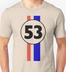 Herbie No. 53 Unisex T-Shirt