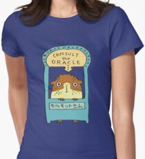 The Oracle Women's Fitted T-Shirt