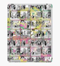 Comic book  iPad Case/Skin