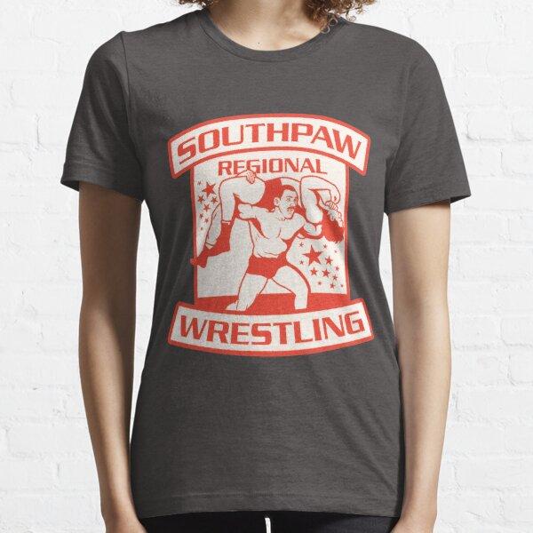 Lucha regional de Southpaw Camiseta esencial