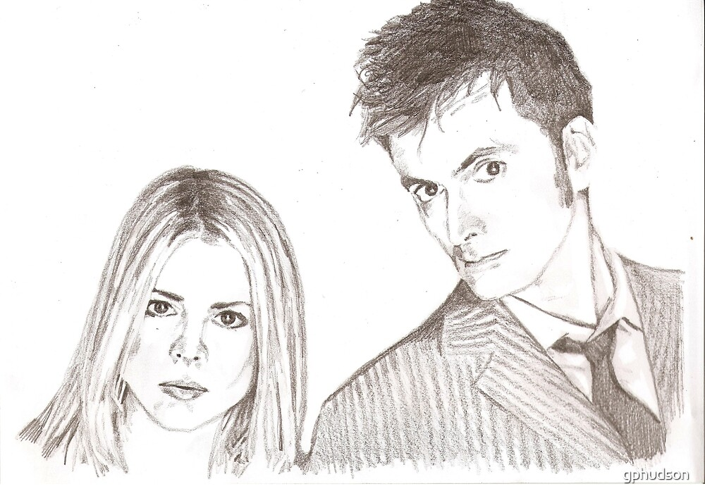 Rose and the Doctor together by gphudson