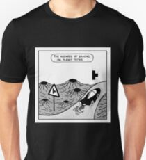 Planet Tetris T-Shirt