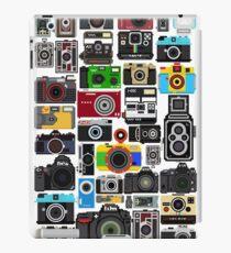 Pixelated Camerass iPad Case/Skin