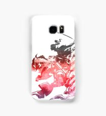 Final Fantasy VI logo grunge Samsung Galaxy Case/Skin