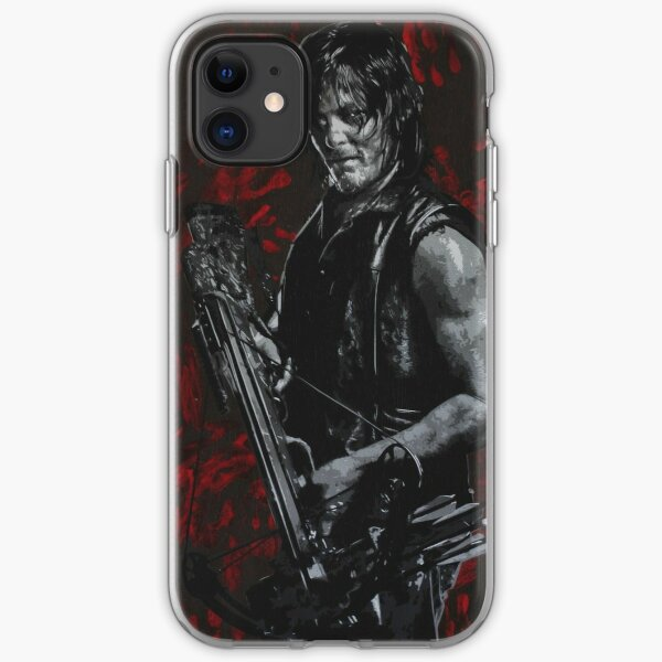 Daryl Dixon Girlie The Walking Dead Horror Zombie Daryl Dixon Serie Rick Crimes