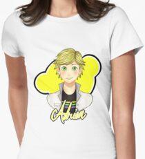 Adrien Women's Fitted T-Shirt