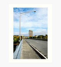 State Street Bridge Art Print