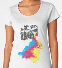 I Think I Broke It. :( Women's Premium T-Shirt
