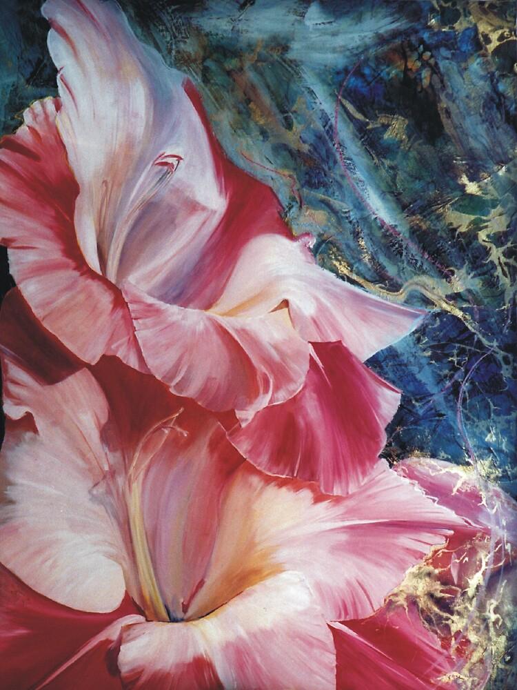 Gladiola by melissamyartist