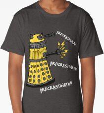 Procrastinate! Long T-Shirt