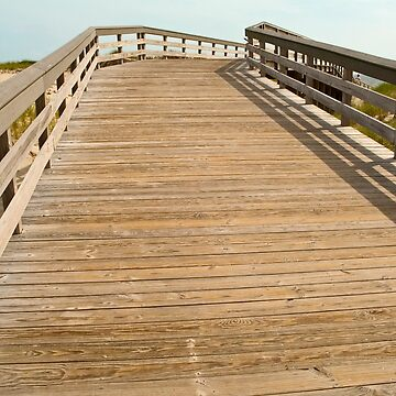 Beach Boardwalk by andykazie