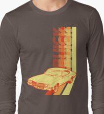 Retro Buick Skylark Long Sleeve T-Shirt