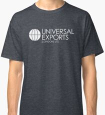 James Bond - Universal Exports (London) Ltd Classic T-Shirt