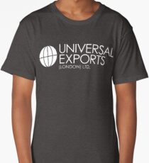 James Bond - Universal Exports (London) Ltd Long T-Shirt