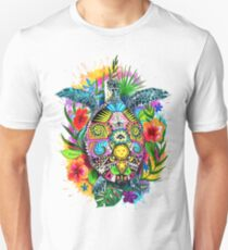 Hang Loose Turtle Unisex T-Shirt