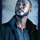 Agent Antoine Triplett by lorelei84