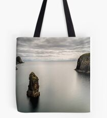 Glencolmcille sea stacks Tote Bag