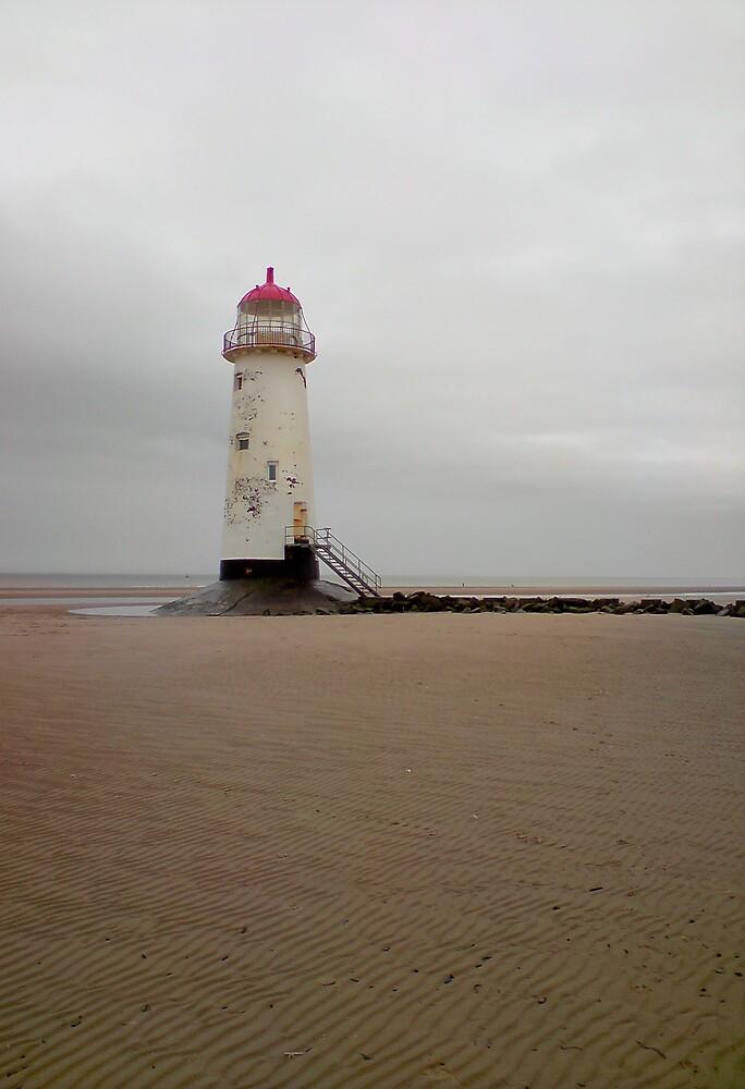 Talacre Lighthouse by ianWilding