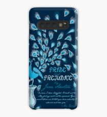 Paisley Peacock Pride and Prejudice: Classic Case/Skin for Samsung Galaxy