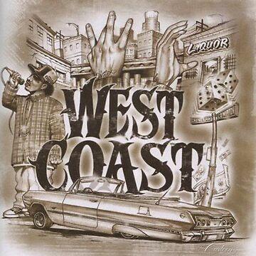 west coast by StonyBE