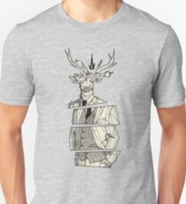 Gentleman Cerf. Unisex T-Shirt
