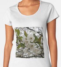 Spring Blossoms Women's Premium T-Shirt