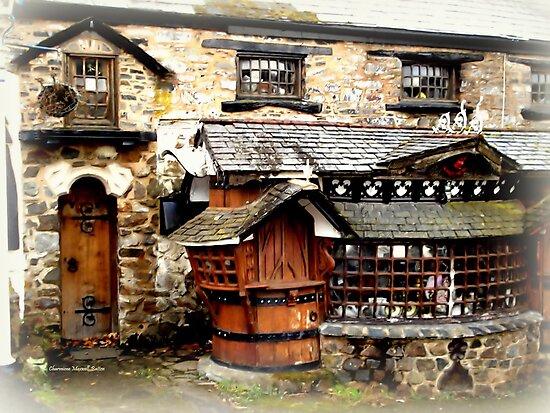 Quaint Cottage by Charmiene Maxwell-Batten