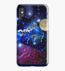Space Aliens Doctor  iPhone Case/Skin
