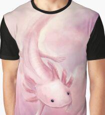 Axolotl Graphic T-Shirt