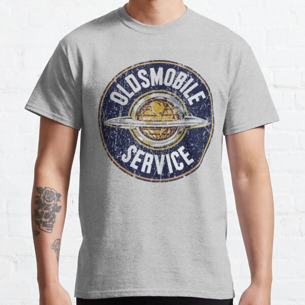 Distressed Oldsmobile Service Classic T-Shirt
