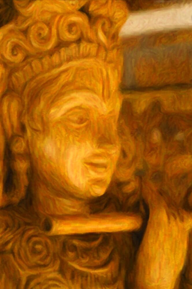 Krishna by Ganz