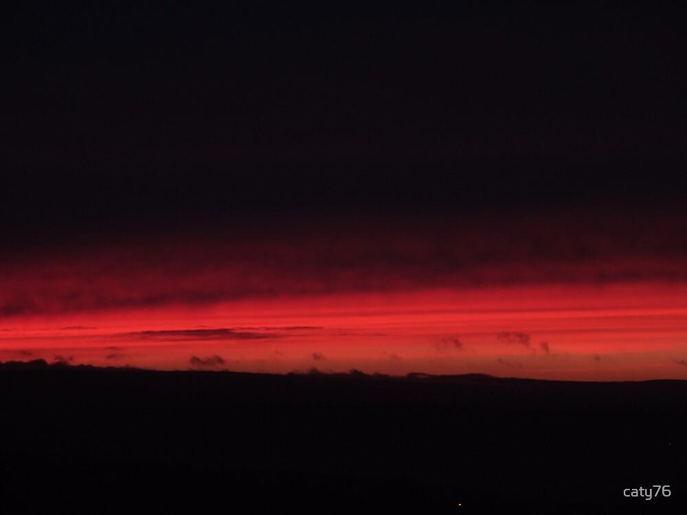 Apocalyptic sky by caty76