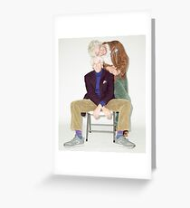 Oh, Hello! Greeting Card