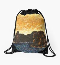 Dragon Bay Vietnam Drawstring Bag