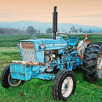 The Ford Tractor by derid