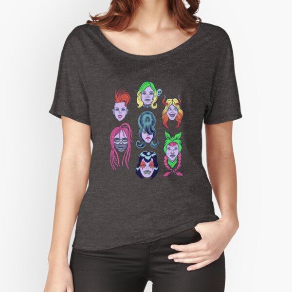 Goth Girls  Relaxed Fit T-Shirt