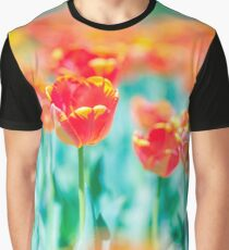 A herd of tulips Graphic T-Shirt
