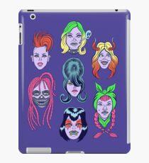 Goth Girls  iPad Case/Skin