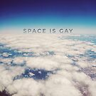 Space is Gay by Livali Wyle