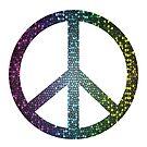 peace symbol by valeo5