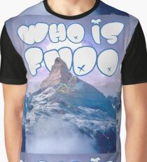 Who Dis? Graphic T-Shirt