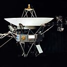 VOYAGER, Voyager 1, spacecraft, Space, Exploration by TOM HILL - Designer