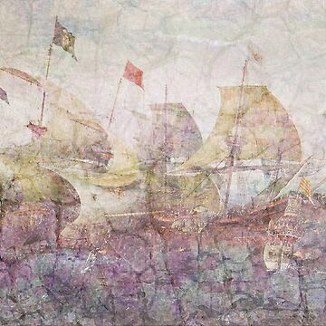 Under Full Sail by tillymagoo