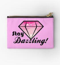 Stay Dazzling! Studio Pouch