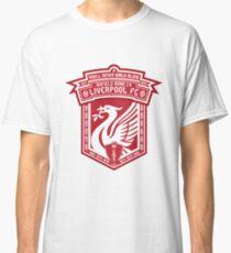 Liverpool FC - Alternate Badge, Logo Classic T-Shirt