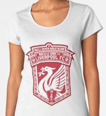Liverpool FC - Alternate Badge, Logo Women's Premium T-Shirt