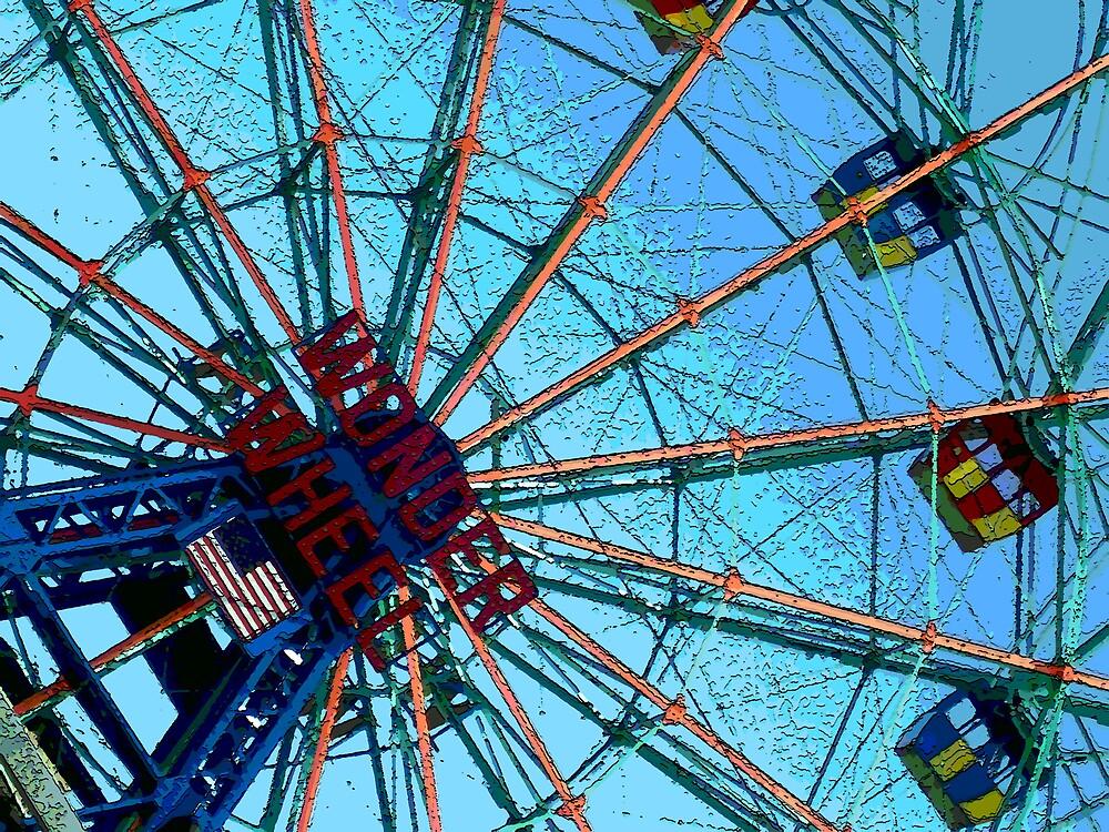a twist on the big wheel by deegarra