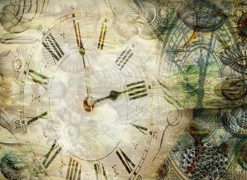 Time After Time by Sarah Vernon